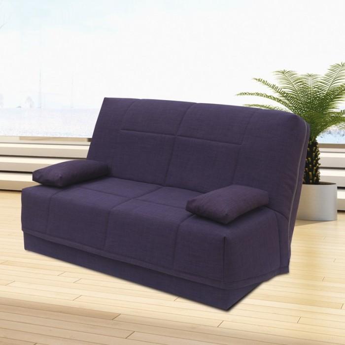 banquette bz jules avec t te de lit matelas 14 cm. Black Bedroom Furniture Sets. Home Design Ideas
