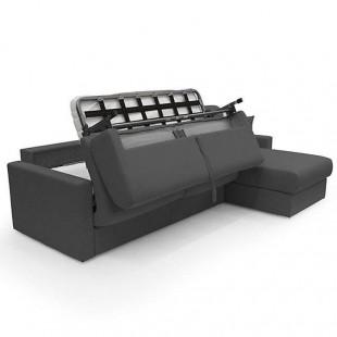canapé convertible d'angle