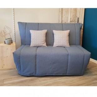 Canapé BZ start Bleu- Gris BULTEX 15 cm