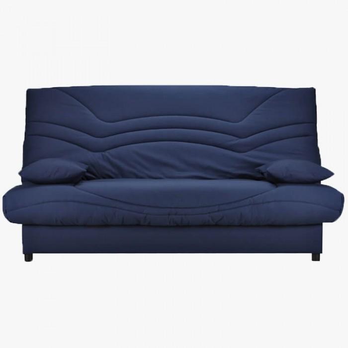 canapé clic clac bleu