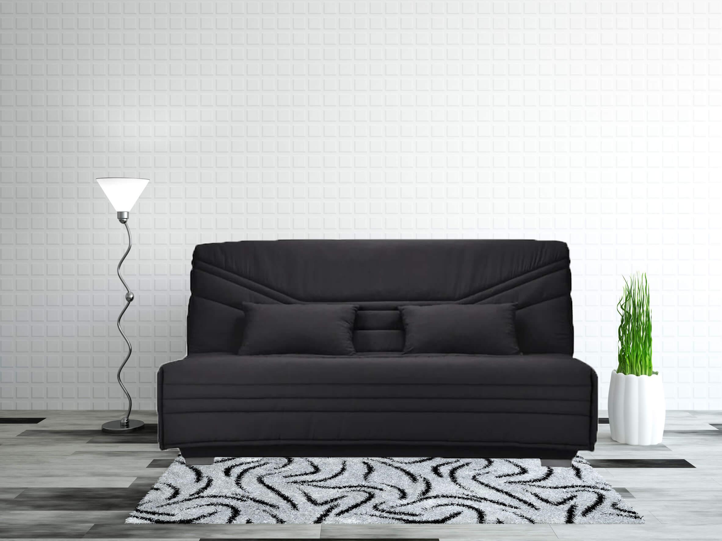vente de canapés lit bz / clic-clac pour couchage quotidien.